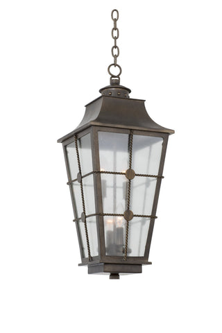 Belle Grove Medium Hanging Pendant Outdoor Kalco