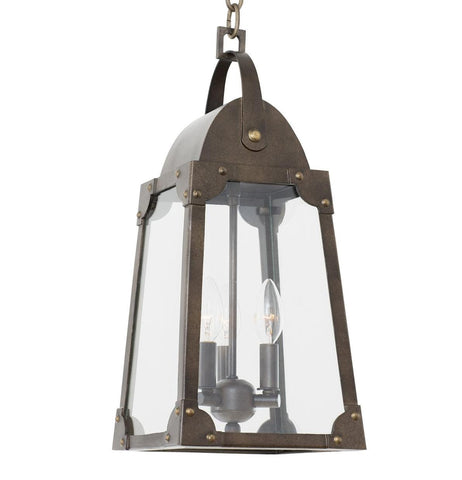 Kalco Arlington Medium Hanging Pendant 403751AGB