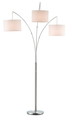 Trinity Arc Lamp Lamps Adesso