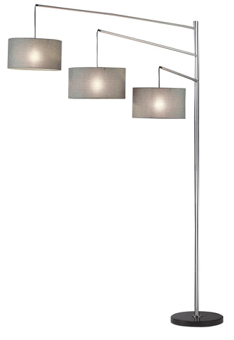 Wellington Arc Lamp Lamps Adesso