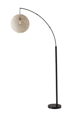 Havana Arc Lamp Lamps Adesso