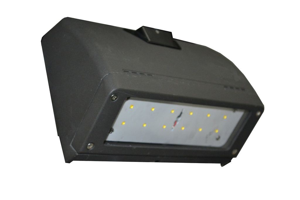 SunRiver - Wall Pack - 20W - Wide beam angle Architectural LED Trail