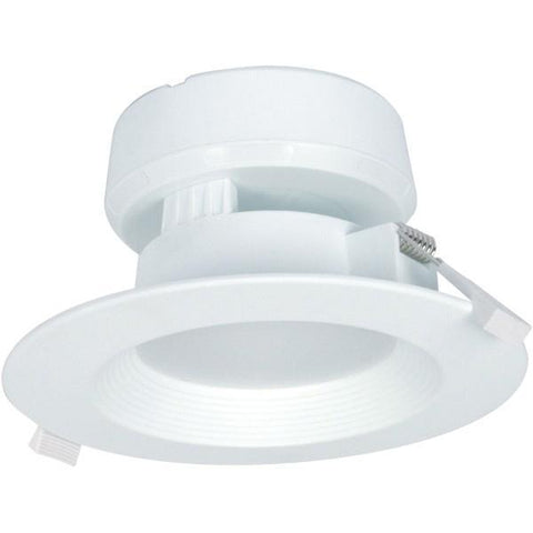 "4"" LED SnapTrim Recessed Canless Downlight"