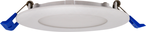 "4"" Super Slim Round Panel Recessed Downlight"