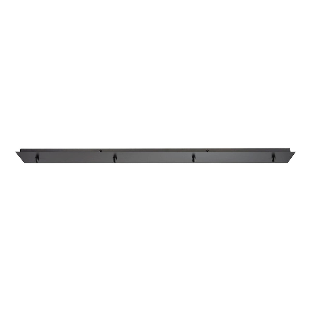 Illuminaire Accessories 4 Light Linear Pan In Oil Rubbed Bronze Parts/Hardware Elk Lighting