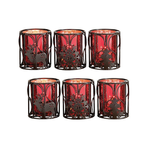 Heartland Set of 6 Votives Accessories Pomeroy