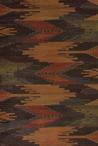 "Genesis Abilene Lodge Rug (5 Sizes) Rugs United Weavers 1'10"" x 3' Mat"