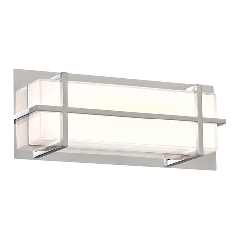 Brookland LED S. Vanity Light Wall PLC Lighting