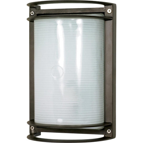 "Nuvo Lighting 1 Light 10"" RectAngle Bulk Head Die Cast Bulk Head 60/531"