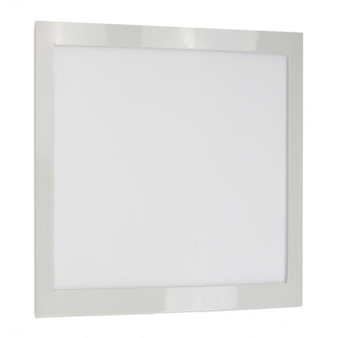 "18 Watt 12"" x 12"" Surface Mount LED Fixture 3000K 90 CRI Low Profile 120/277 Volts Ceiling Nuvo Lighting White"