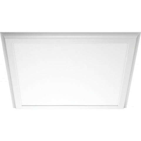 "25"" X 25"" Surface LED Fixture - White 100-277V"