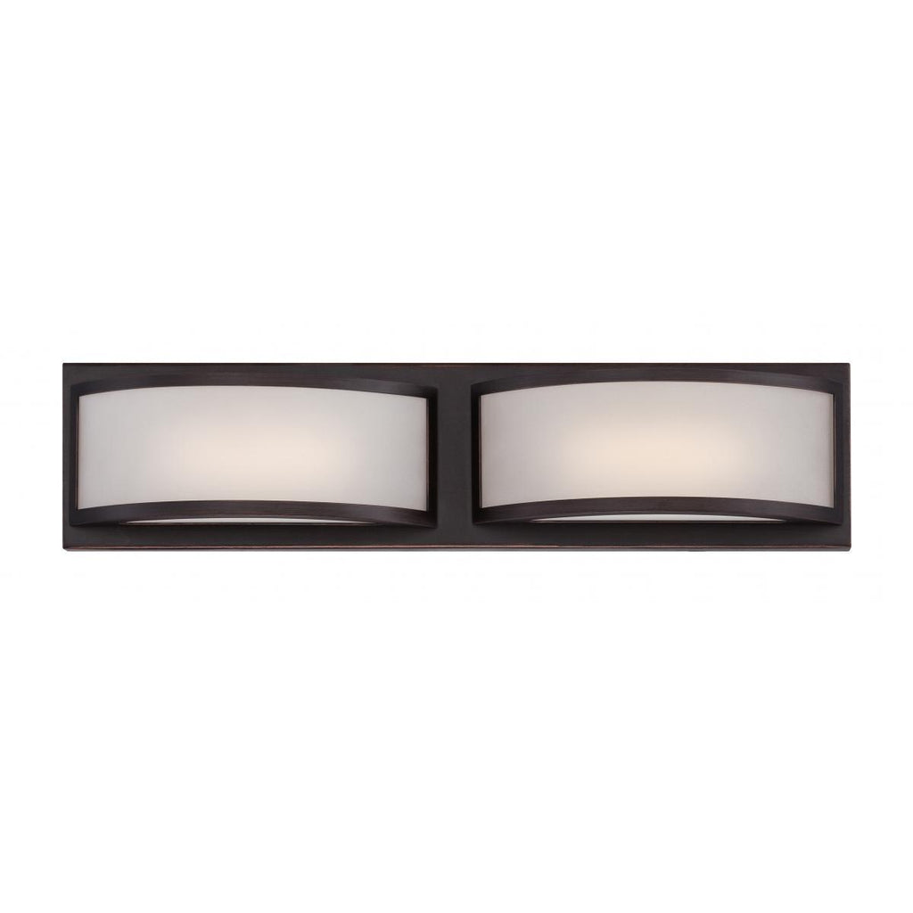 Mercer (2) LED Wall Sconce Wall Nuvo Lighting