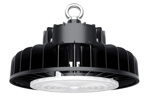 LED High bay; 100W; 4000K; Black
