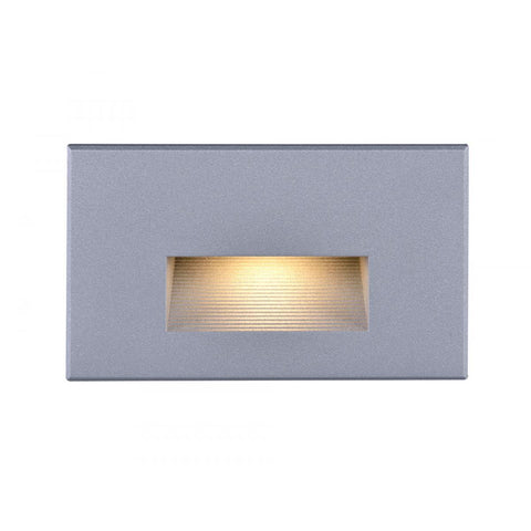 Nuvo Lighting LED Horizontal Step Light 5 Watt Gray Finish 120 Volts 65/411