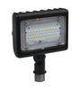 LED Small Flood Light; 15W; 4000K, Bronze