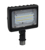 LED Small Flood Light; 15W; 5000K, Bronze