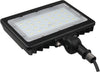 LED Large Flood Light; 50W; 4000K, Bronze