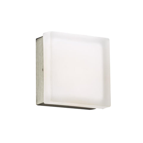 PLC 1 Light Wall Light Praha Collection 6573SNLED