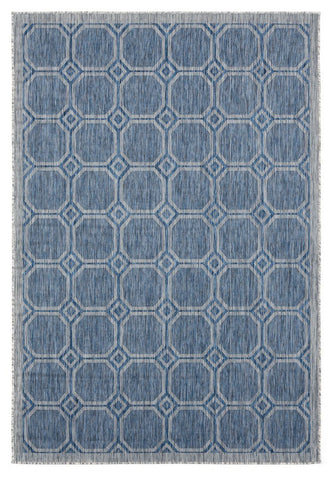 Augusta Collection Collection Rug - Blue (2 Sizes)