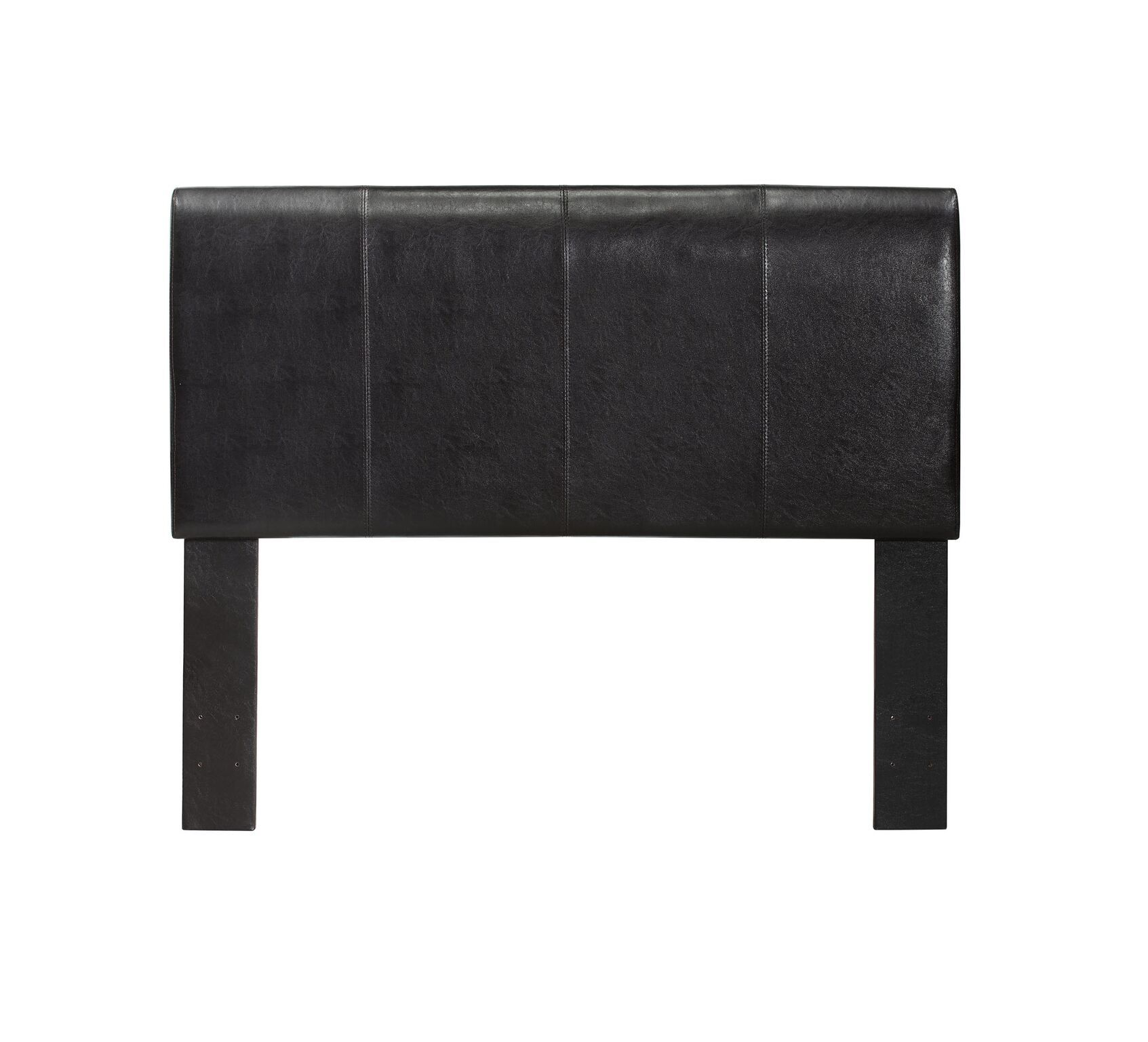 Darron Leatherette Full/Queen Headboard Espresso Furniture Enitial Lab