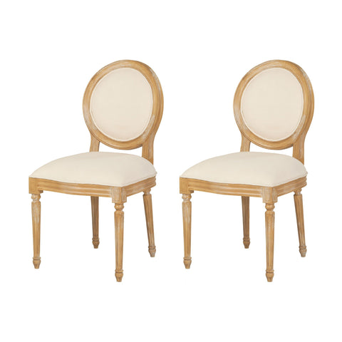 Allcott Side Chair In Artisan Clean Stain - Set of 2