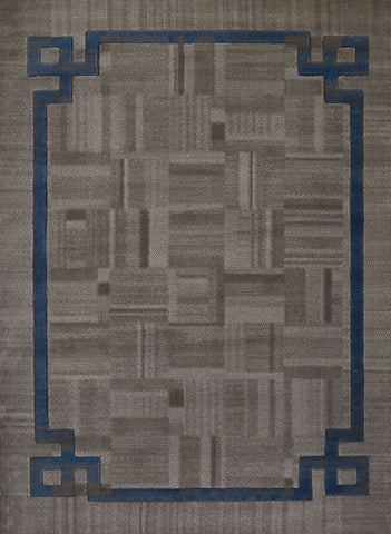 "United Weavers Studio Emery Grey Accent Rug 1'10"" X 3'"