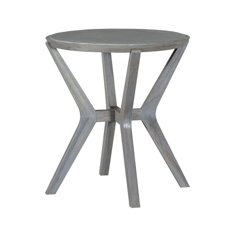 Brazos Concrete Side Table Furniture GuildMaster