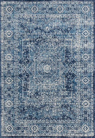 Abigail Britta Midnight Blue Rug - 7 Sizes Available