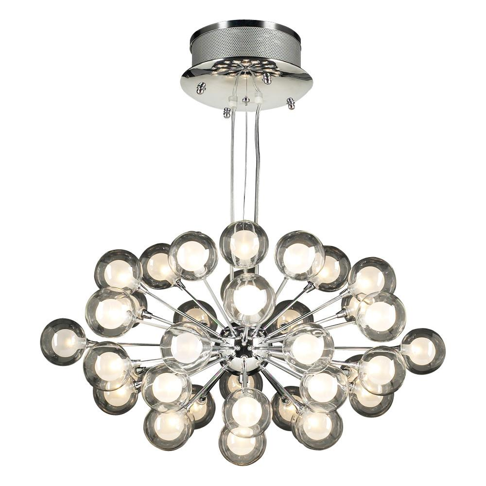 "Coupe 28""w Pendant Chandelier"