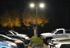 "Astoria LED Parking Lot / Area ""Shoebox"" Lights Outdoor LED Trail"