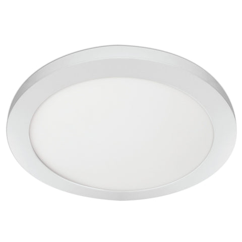 "15"" Round Flat Panel Ceiling or Wall Light - Color Selectable 3000K/4000K/5000K Ceiling Feit Electric"