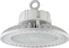 UFO Round High Bay Fixture - White