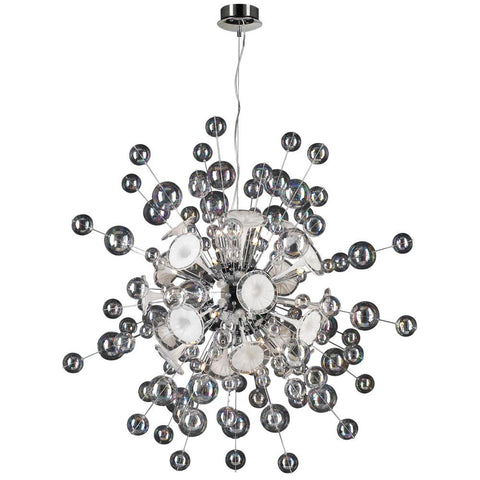 "Circus 57""w 30-Light Pendant Chandelier"