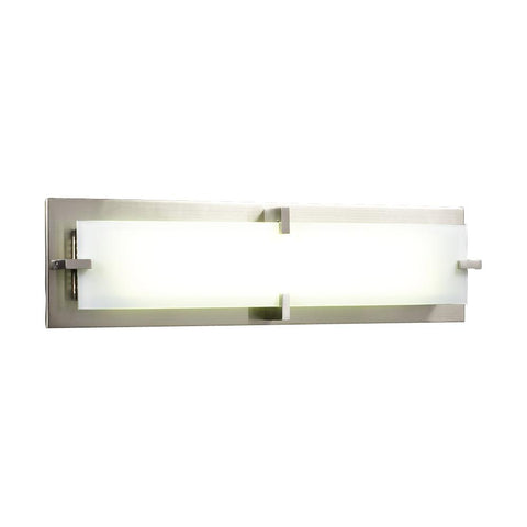 PLC 2 Light Vanity Polipo-LED Collection 814SNLED