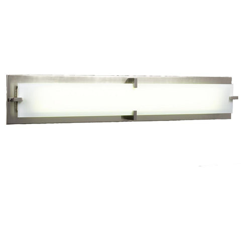 PLC 2 Light Vanity Polipo-LED Collection 816SNLED
