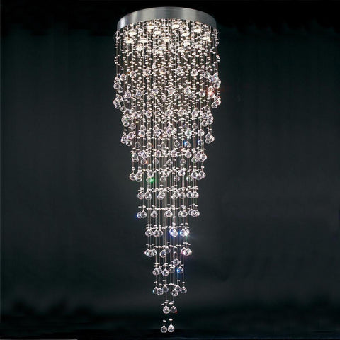 Beverly 16-Light Crystal Pendant Chandelier