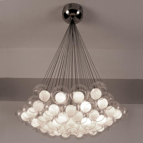 Hydrogen 37-Light Pendant Chandelier