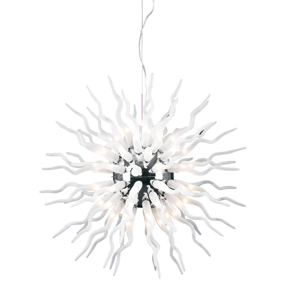 "Medusa 38"" 72-Light Pendant Chandelier"