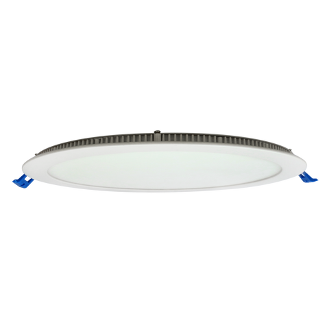 "10"" Super Slim Round Panel Recessed Downlight"