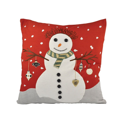 Snowman 20x20 Pillow Accessories Pomeroy