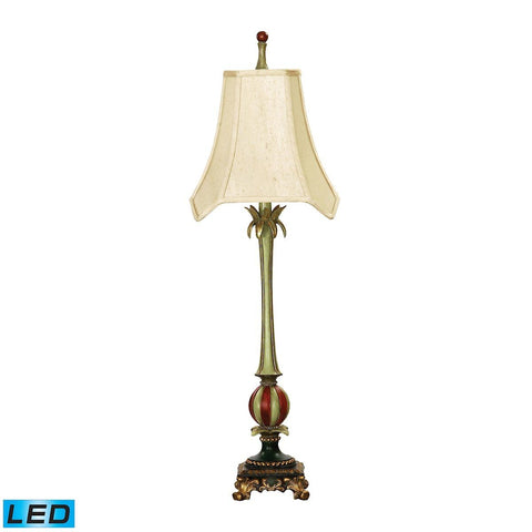 Whimsical Elegance LED Table Lamp in Columbus Finish Lamps Dimond Lighting