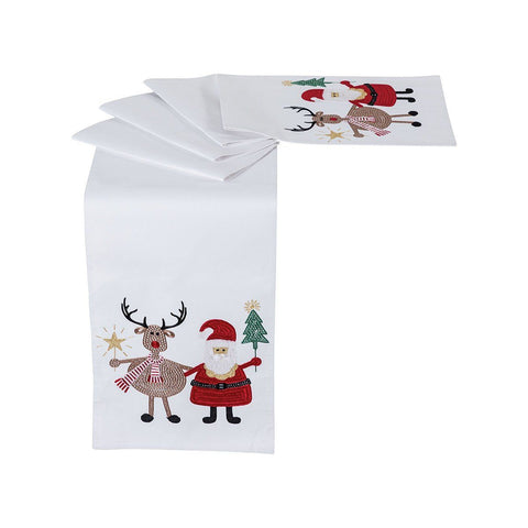 Santa & Friends Runner 14x96 Accessories Pomeroy