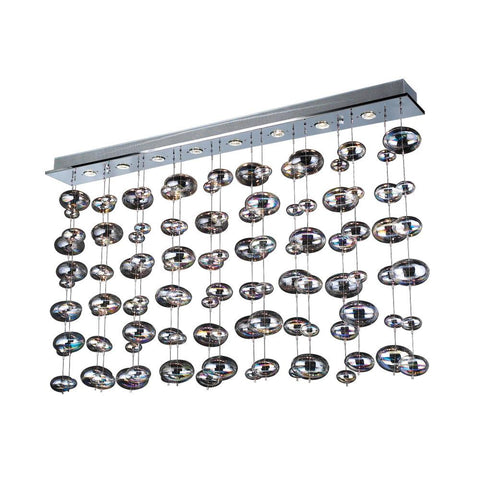 "Bubble Collection 30"" Linear Ceiling Light Ceiling PLC Lighting"