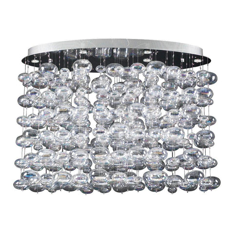 Bubbles 12-Light Pendant Chandelier
