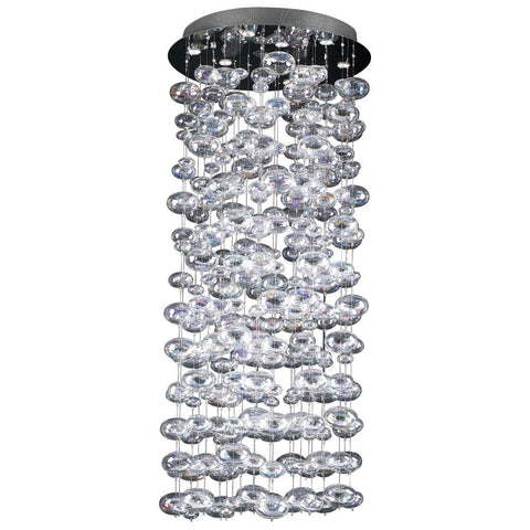 Bubbles 10-Light Pendant Chandelier