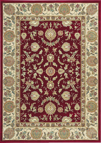 Antiquities Empress Garden Garnet Rug - 7 Size and Shape Options