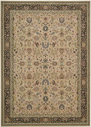 Antiquities Royal Countryside Cream Rug - 8 Size and Shape Options