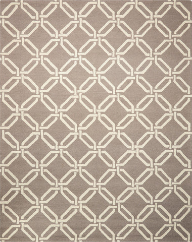 Linear Silver Rug - 5 Size Options