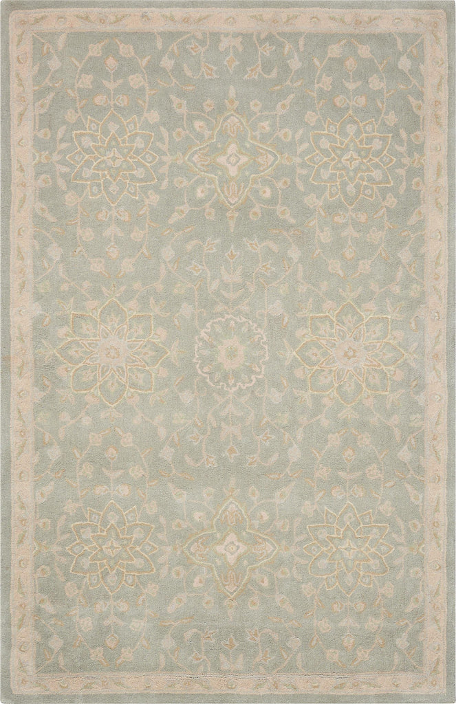 "Royal Serenity St. James Cloud Rug - 3 Size Options Rugs Nourison 3'9"" x 5'9"" Accent"