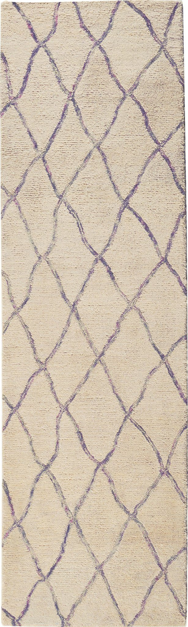 "Intermix Driftwood Rug - 3 Sizes Available Rugs Nourison 2'3"" x 8' Runner"